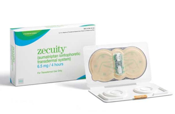 Zecuity Migraine Patch (2)