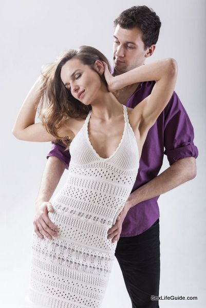 Couple in dance