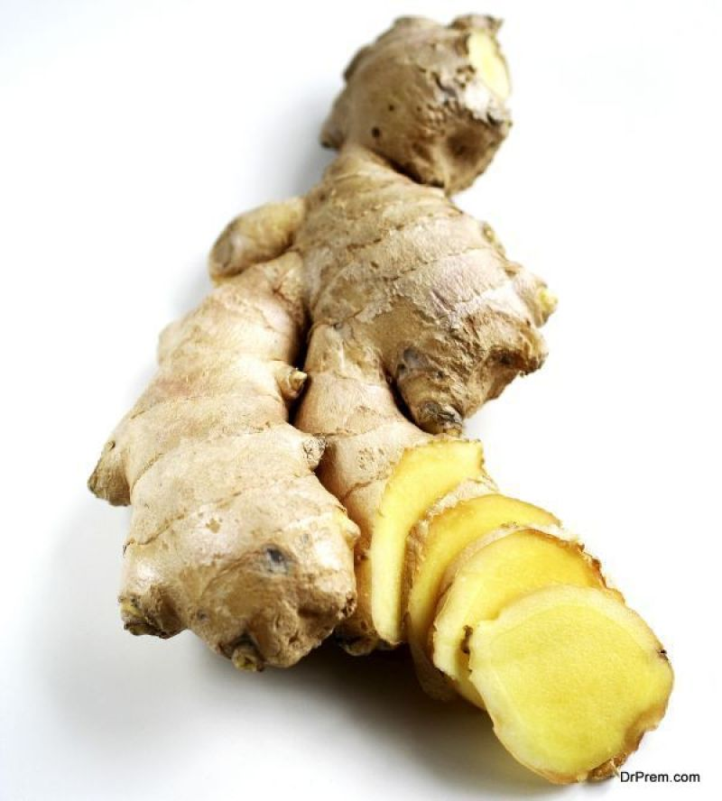 Ginger – The root