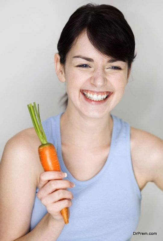 Vegetables as natural diuretics