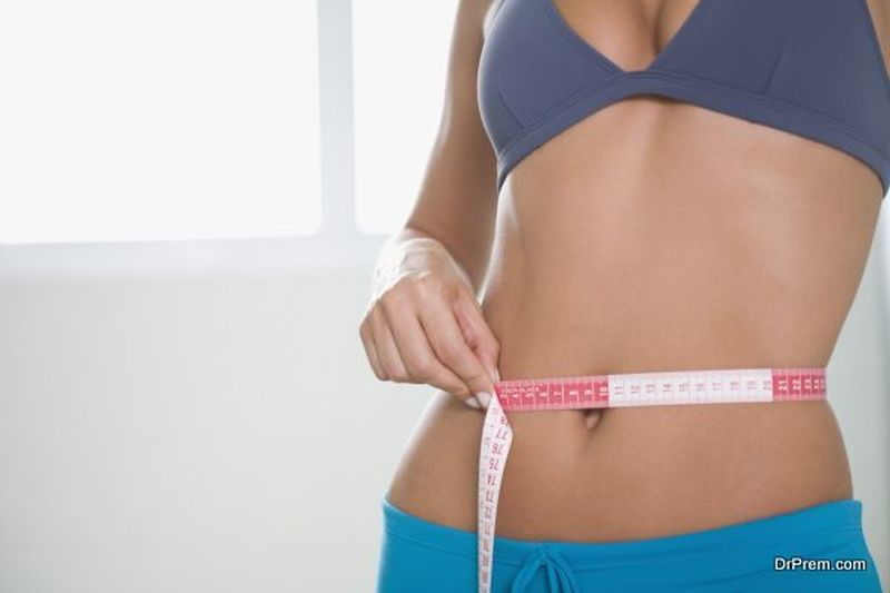 drastic weight loss