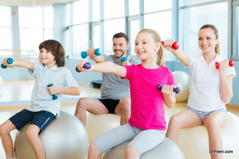 Convert your pram to a gym