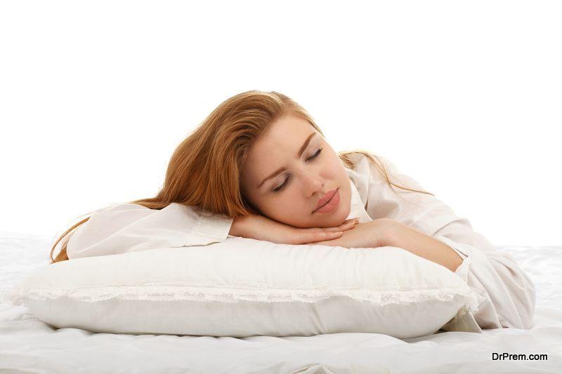 Eat well and sleep well