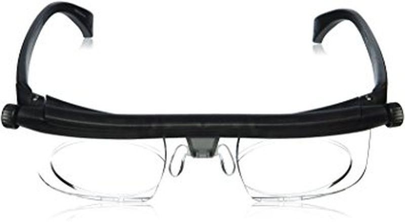 dial vision glasses