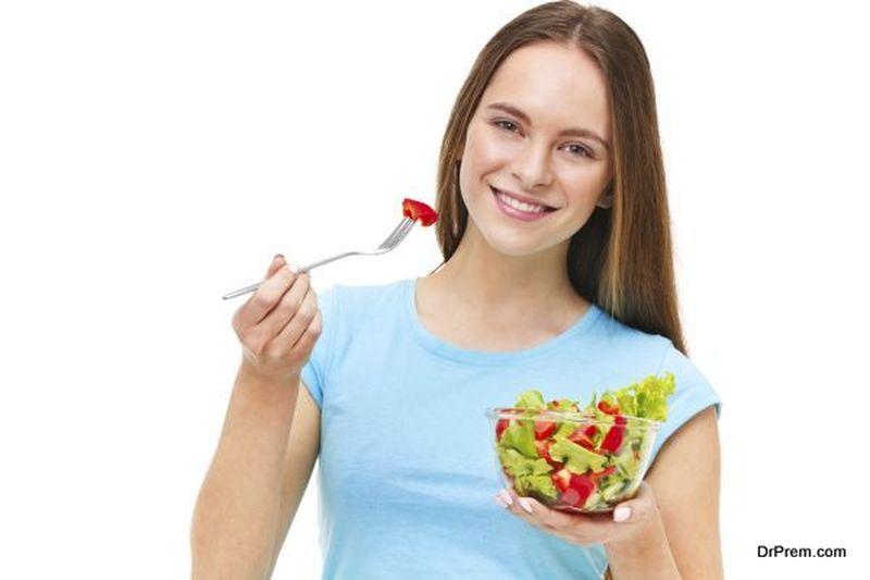 Healthy Salad Diet