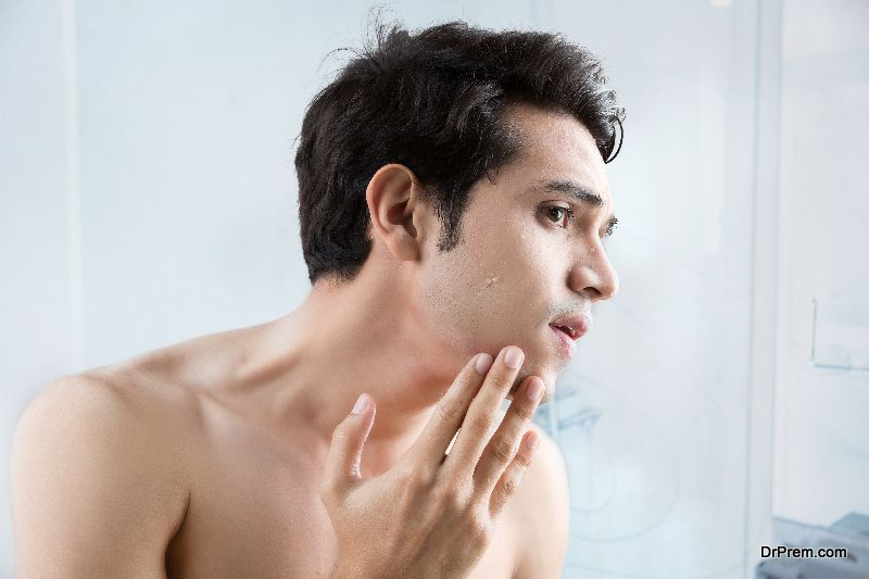 Man-with-Oily-Skin