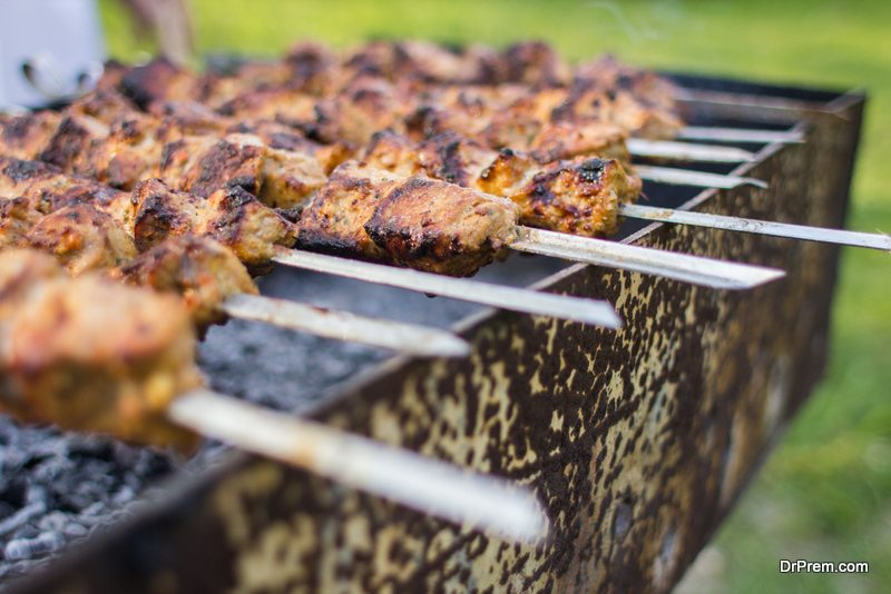 Grill-your-snacks