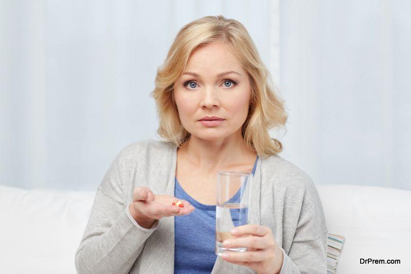 Long-Term Antibiotics Use