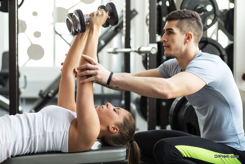 Hiring personal fitness professionals