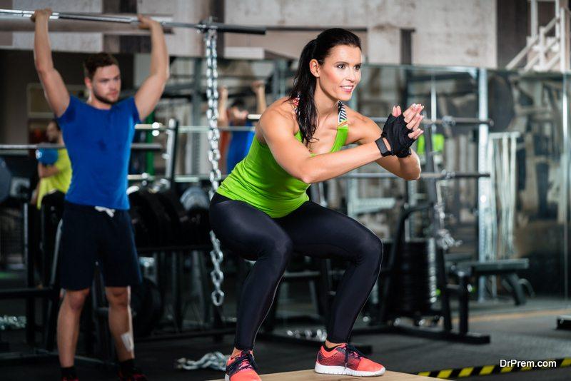 Rhythmic workouts