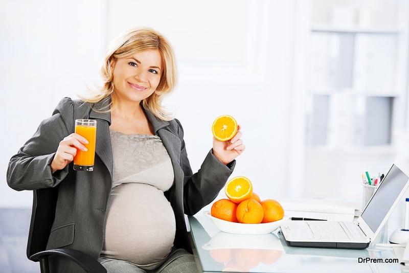 Happy, Healthy Pregnancy