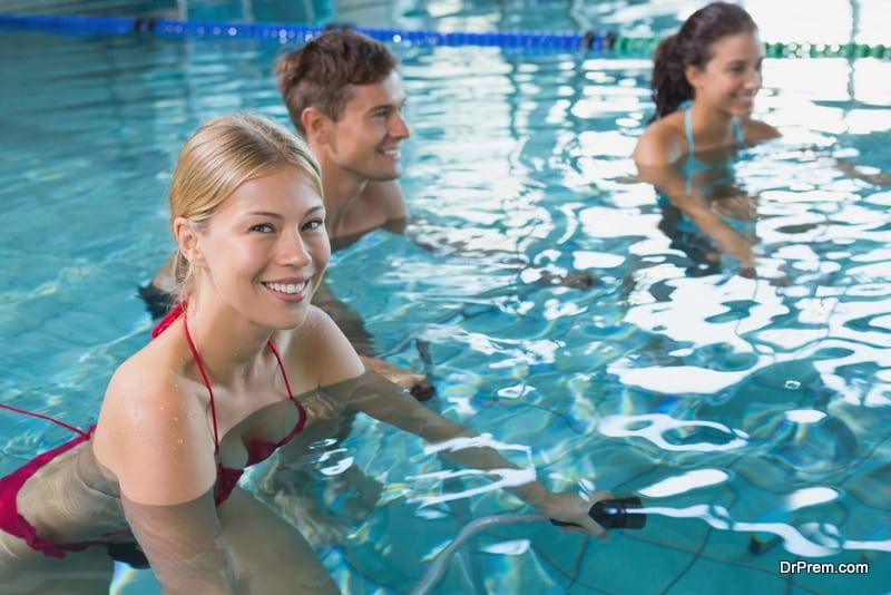 Pool Exercises for Knee Rehab