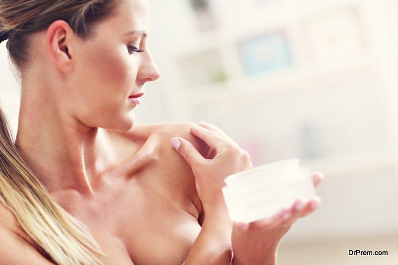 moisturize