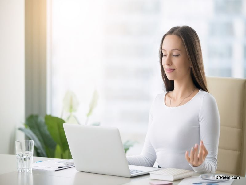 Exercises that can be done for office fitness