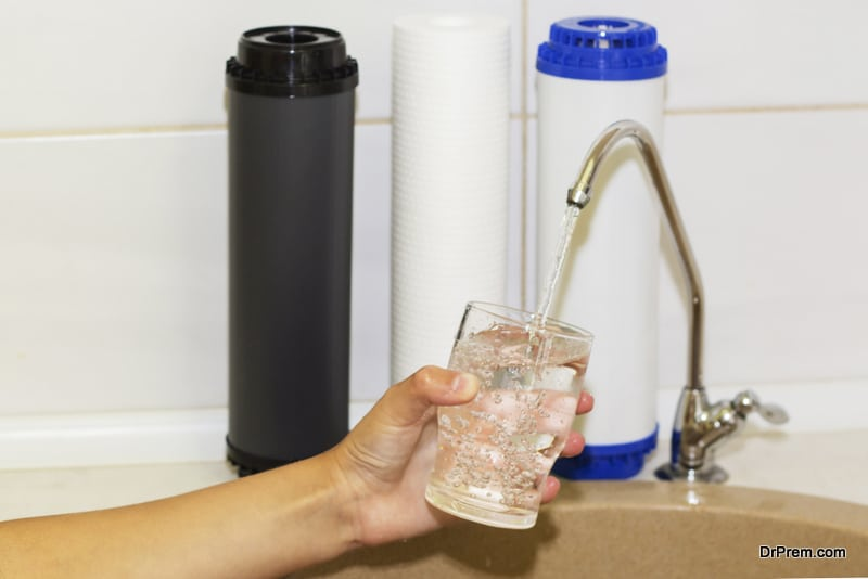 health benefits of Water Filtration