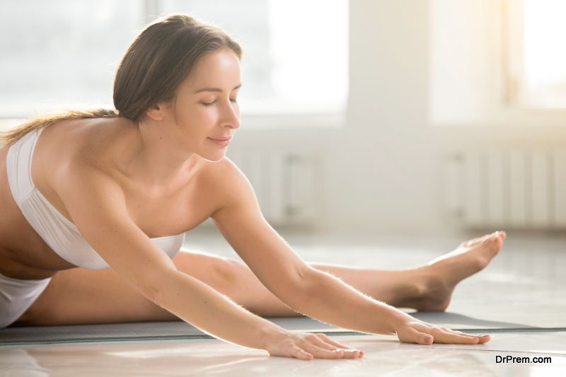 Hamstring Stretch to Strengthen Muscles