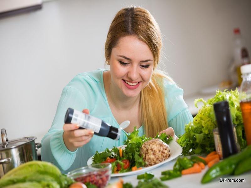 eating adequate food