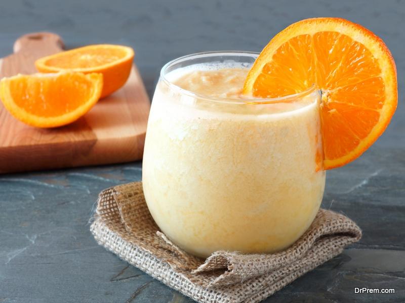 The-orange-yogurt-smoothie