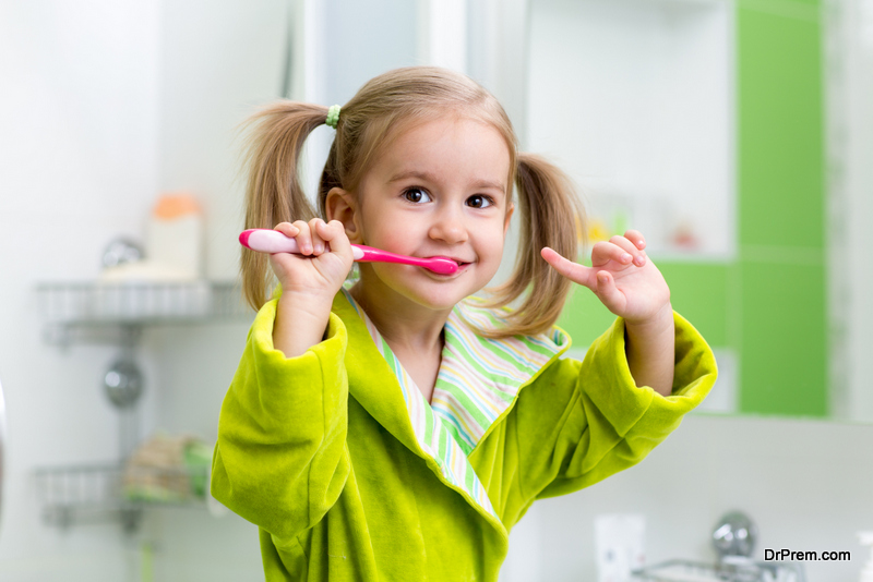 Teach Them Proper Hygiene