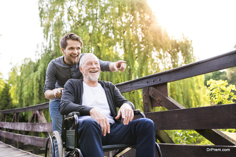 Help Aging Parents with their Health