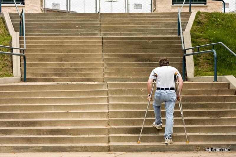 Stairs Climbing
