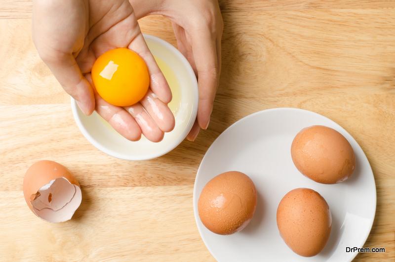 natural eggs