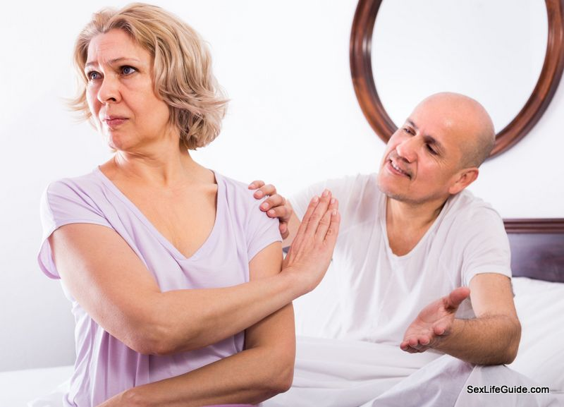 Improve the Sex Drive of Older Men