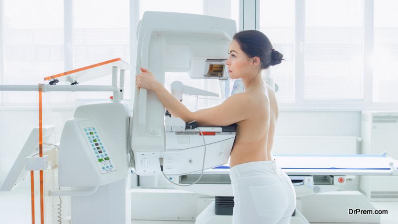 Get a Mammogram