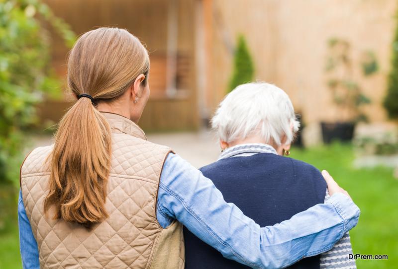 Aging Parent Needs Help