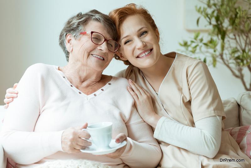 senior citizen care