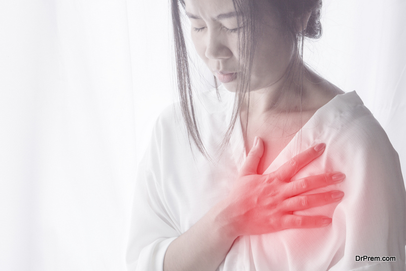 Biological reasons behind broken heart syndrome