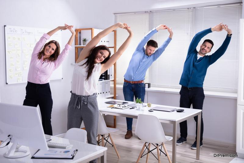Team Building through Exercise
