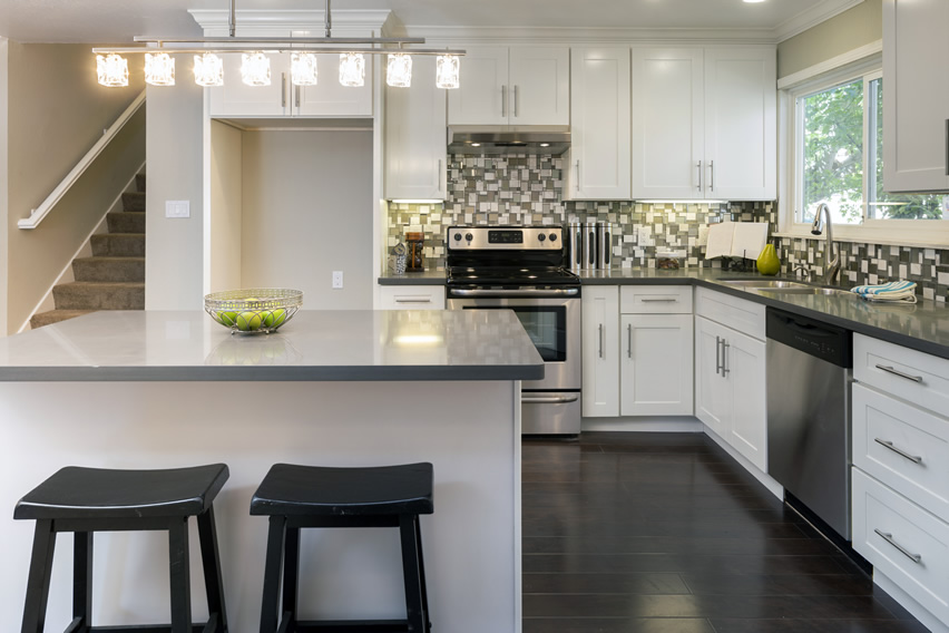 3 Tips for A Functional L Shaped Kitchen Design - DIY Home Art on Kitchen Ideas  id=81603