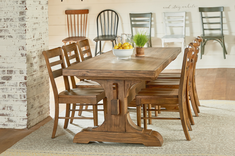 Farmhouse Dining Table Ideas For Cozy, Rustic Look