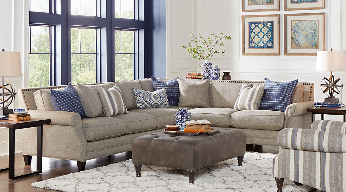 Attirant Awesome Furniture Ideas For Your Sectional Sofa Living Room