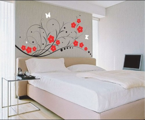 How Decorate Bedroom Wall