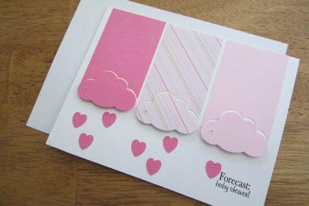 imágenes de baby shower cards to make