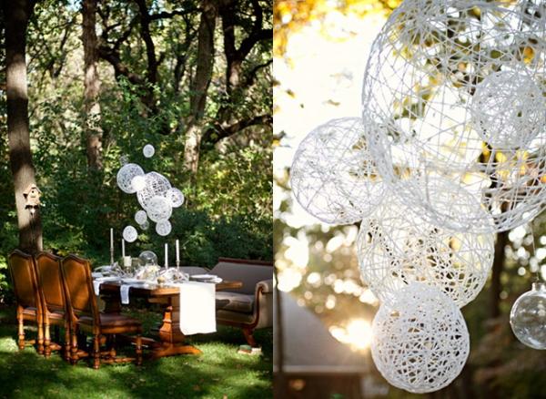 Decorations Homemade Wedding Cheap