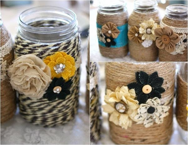 jar decorating ideas | Decoratingspecial.com