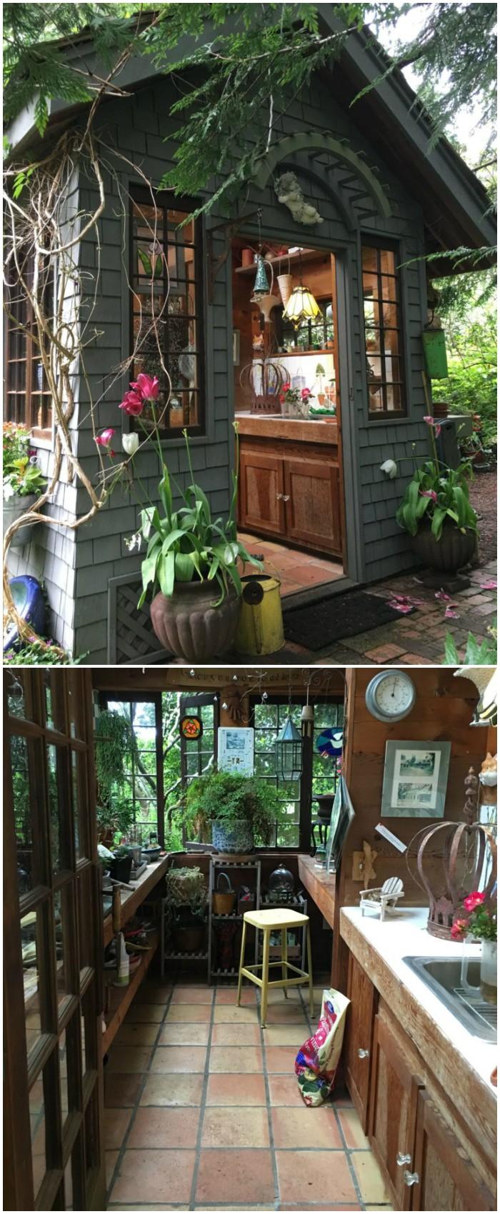 30 Cheap And Easy DIY Shed Plans • DIY Home Decor on Easy Diy Garden Decor id=67233