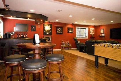 Finishing A Basement Design Ideas Pictures Amp Remodelin