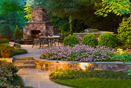 Top Small Garden Designs Ideas Pictures Plans 2018 on Garden Patio Designs And Layouts id=62209