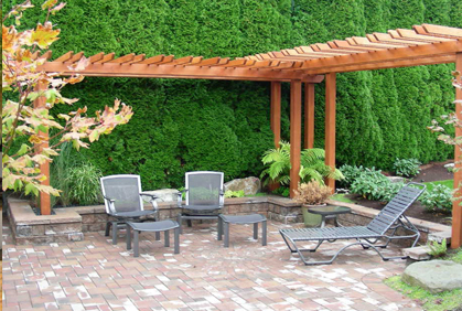 Backyard Landscaping Ideas Photos DIY Makeover Designs on Diy Backyard Remodel  id=34555
