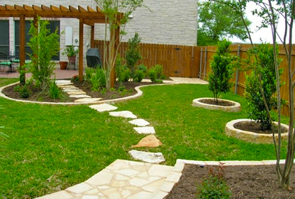 Landscaping Ideas Pictures 2018 Designs & Plans on Landscape Design Ideas  id=55041