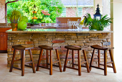Best Patio Bar Pictures & Top 2018 Outdoor Bars on Best Backyard Bars  id=31133