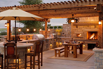 Best Patio Bar Pictures & Top 2018 Outdoor Bars on Best Backyard Bars  id=37491