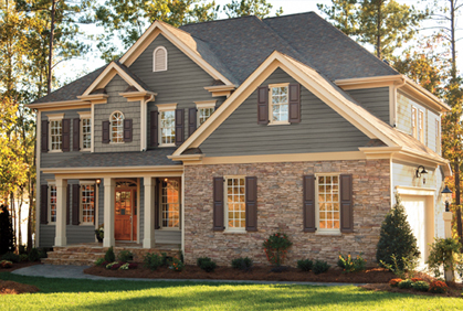 Home Siding Ideas Material Colors Types & Options on House Siding Ideas  id=83371