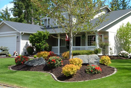Top 2018 Front Yard Landscaping Designs Ideas & Photos on Landscape Front Yard Ideas id=87484