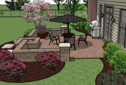 Top 2018 Patio Design Software Downloads & Reviews on Garden Patio Designs And Layouts id=72853