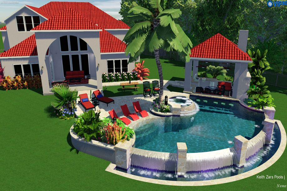 Free Swimming Pool Design Software Online Tool on Pool Patio Design id=49740